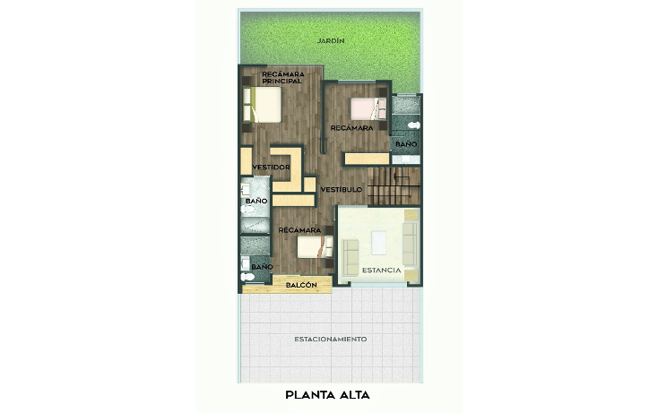Foto de casa en venta en  , lomas verdes 6a sección, naucalpan de juárez, méxico, 1632978 No. 04