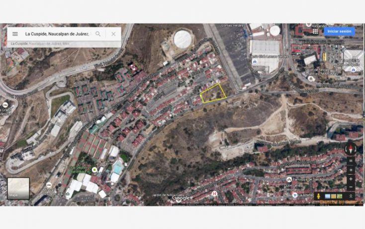 Foto de terreno comercial en venta en lomas verdes, lomas verdes conjunto lomas verdes, naucalpan de juárez, estado de méxico, 1727600 no 03