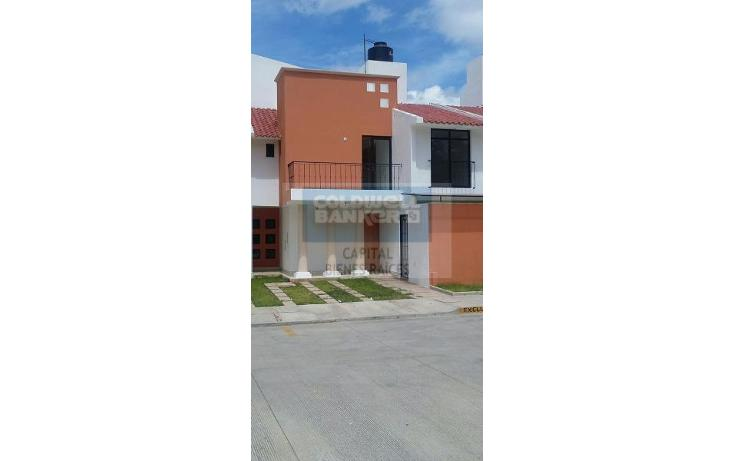 Foto de casa en renta en  , lomas verdes, tuxtla gutiérrez, chiapas, 1844254 No. 01