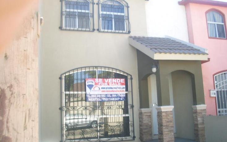 Foto de casa en venta en  , lomas virreyes, tijuana, baja california, 1031173 No. 01