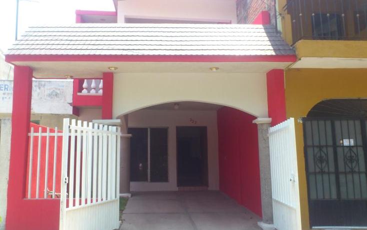 Foto de casa en venta en  , lomas vistahermosa, colima, colima, 377962 No. 01