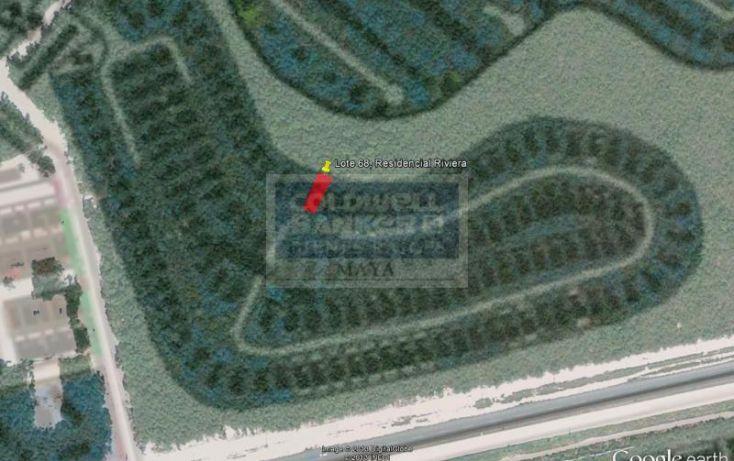 Foto de terreno habitacional en venta en londres, villas tulum, tulum, quintana roo, 285605 no 08