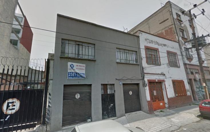 Foto de edificio en venta en longinos cadena 13, obrera, cuauhtémoc, df, 1973292 no 01