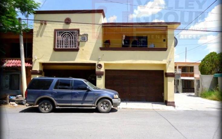 Foto de casa en venta en  , longoria san ricardo, reynosa, tamaulipas, 1319597 No. 01
