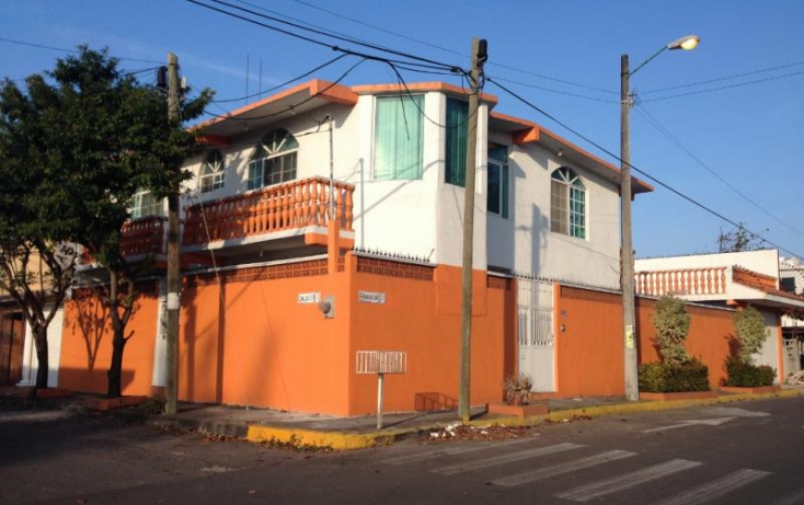 Foto de casa en renta en lopez arias 1, virginia cordero de murillo vidal, boca del río, veracruz, 827517 no 01