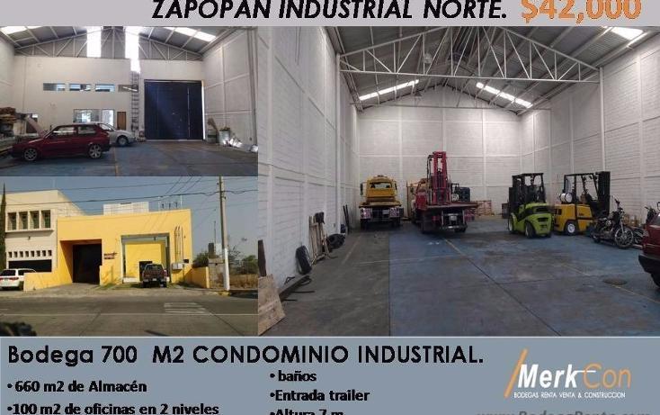 Foto de nave industrial en renta en  , lópez mateos, san pedro tlaquepaque, jalisco, 1272605 No. 07