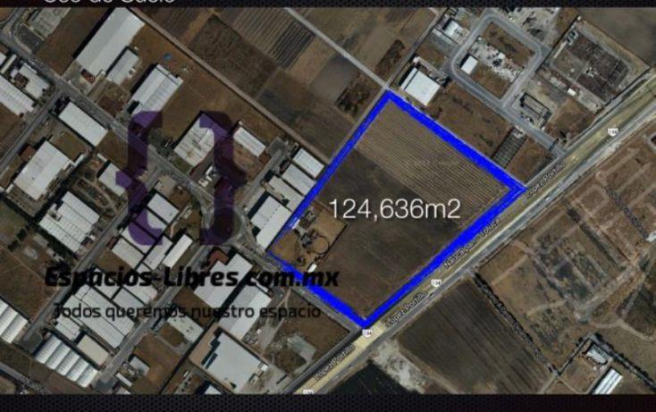 Foto de terreno industrial en venta en lopez portillo 1, san blas otzacatipan, toluca, estado de méxico, 1464411 no 02