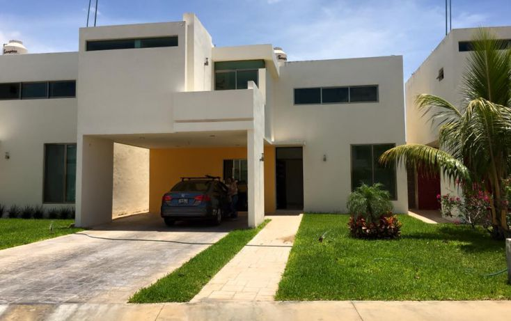 Foto de casa en condominio en renta en, lopez portillo, mérida, yucatán, 1975694 no 01