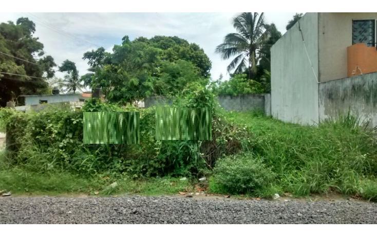 Foto de terreno habitacional en venta en  , lorenzo barcelata, veracruz, veracruz de ignacio de la llave, 2014736 No. 01