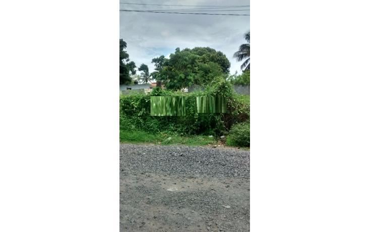 Foto de terreno habitacional en venta en  , lorenzo barcelata, veracruz, veracruz de ignacio de la llave, 2014736 No. 02
