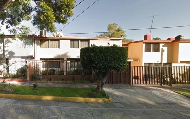 Foto de casa en venta en  , ciudad satélite, naucalpan de juárez, méxico, 985009 No. 01