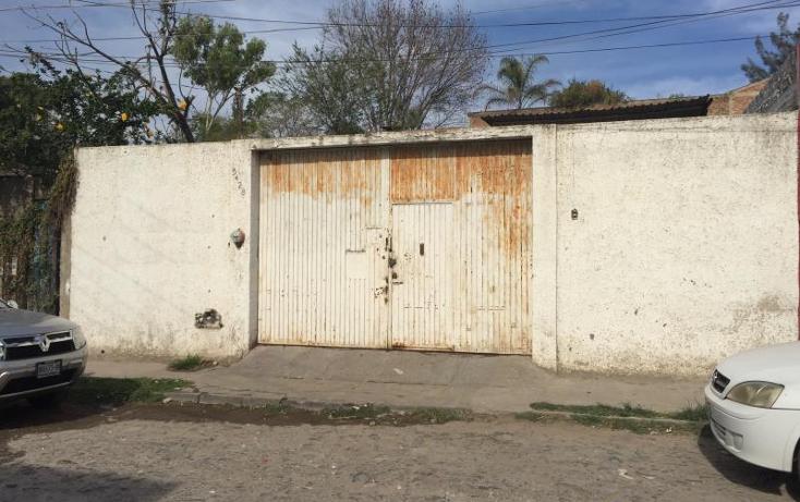 Foto de terreno habitacional en venta en loreto 5428, cerro del cuatro 1ra. sección, san pedro tlaquepaque, jalisco, 1905354 No. 01