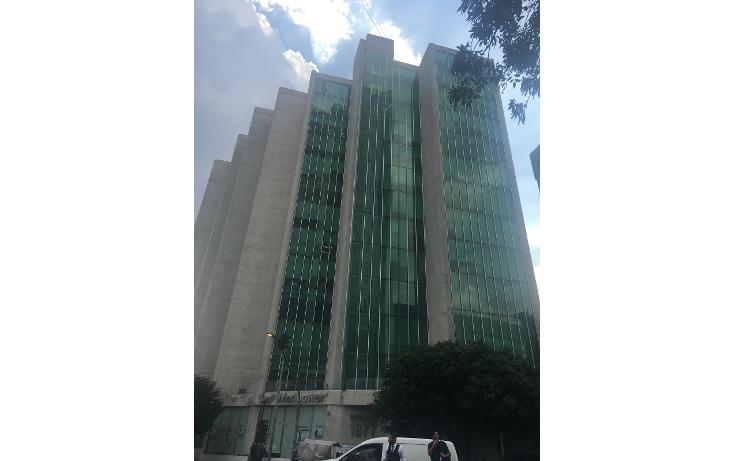 Foto de oficina en renta en  , loreto, álvaro obregón, distrito federal, 2043781 No. 01