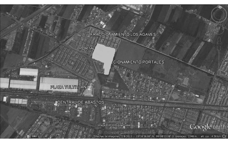 Foto de terreno comercial en venta en  , los agaves tultitlán, tultitlán, méxico, 1292471 No. 01