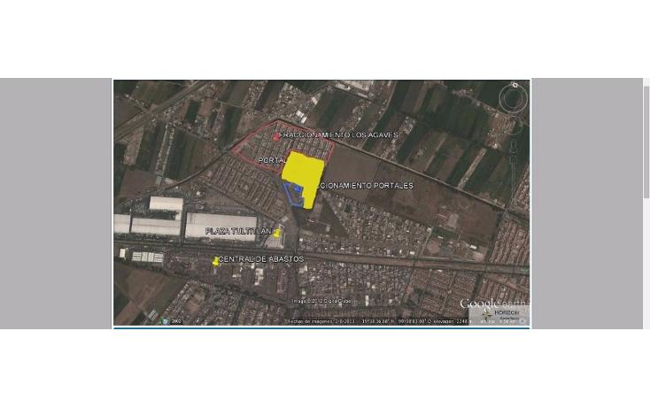 Foto de terreno comercial en renta en  , los agaves tultitlán, tultitlán, méxico, 1418689 No. 02