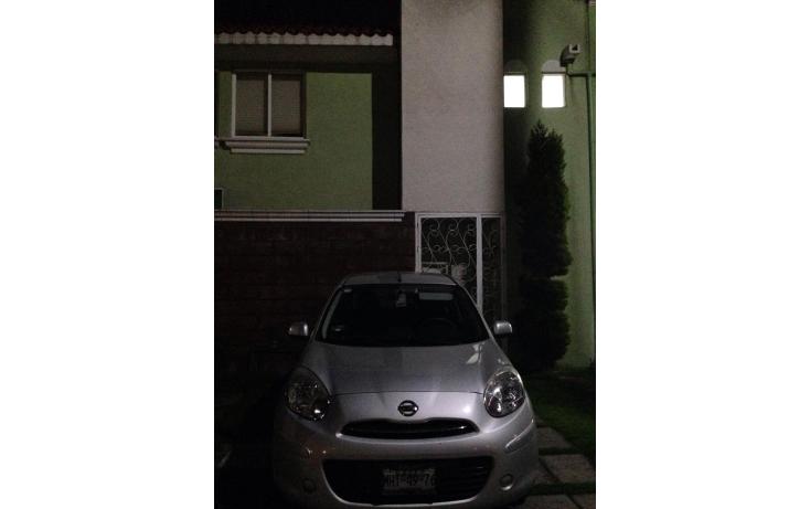 Foto de casa en venta en  , los ahuehuetes, toluca, méxico, 1226665 No. 01
