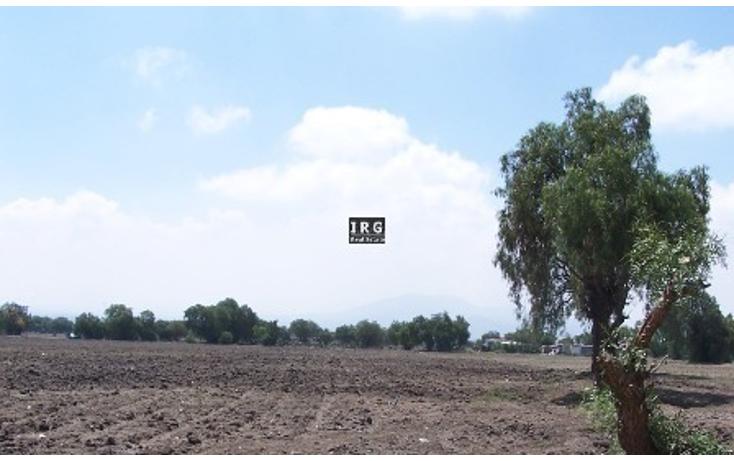 Foto de terreno habitacional en venta en  , los ailes, aculco, méxico, 1065749 No. 01
