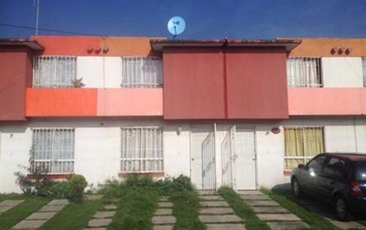 Foto de casa en venta en  , los álamos, chalco, méxico, 1588976 No. 01
