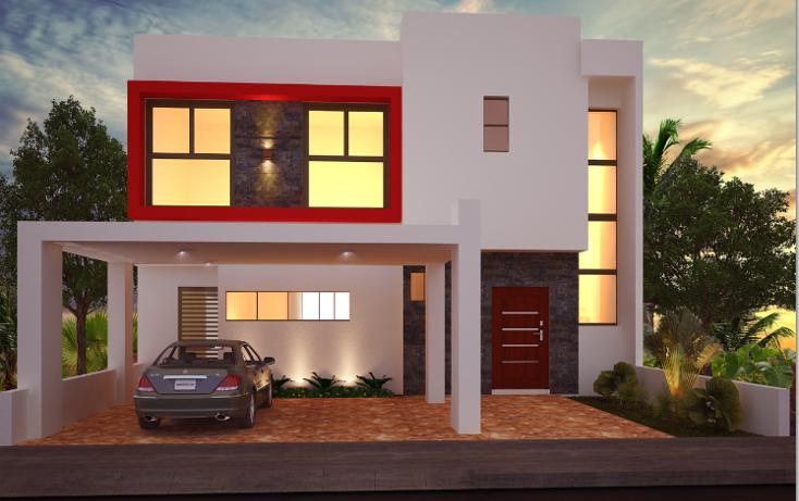 Foto de casa en venta en  , los ?lamos, m?rida, yucat?n, 1078589 No. 01