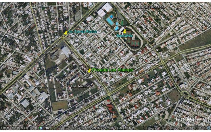 Foto de terreno habitacional en venta en  , los ?lamos, m?rida, yucat?n, 1088513 No. 01