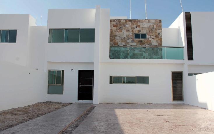 Foto de casa en venta en  , los álamos, mérida, yucatán, 1100111 No. 01