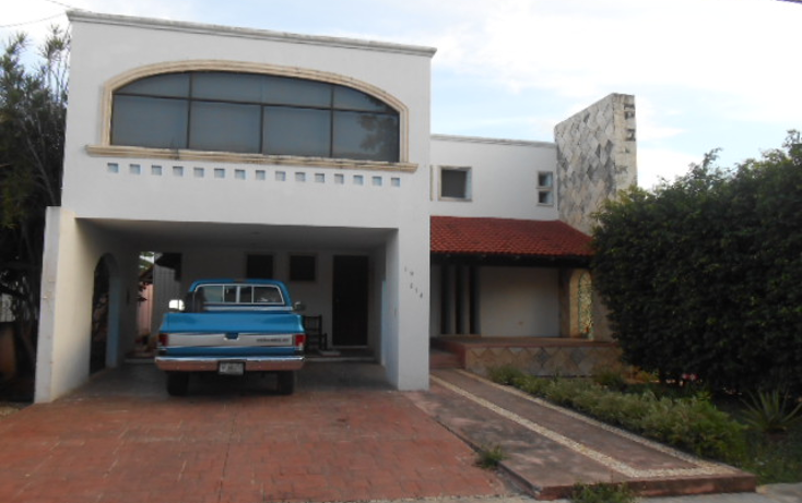 Foto de casa en venta en  , los álamos, mérida, yucatán, 1108421 No. 01