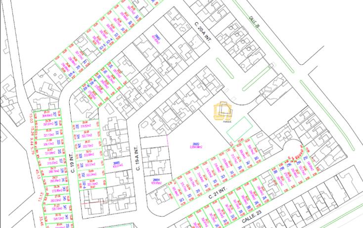 Foto de terreno habitacional en venta en  , los ?lamos, m?rida, yucat?n, 1145365 No. 01