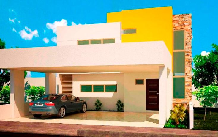 Foto de casa en venta en  , los álamos, mérida, yucatán, 1146069 No. 01