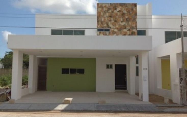 Foto de casa en venta en  , los ?lamos, m?rida, yucat?n, 1247065 No. 01