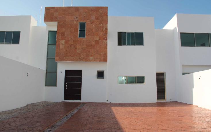 Foto de casa en venta en  , los álamos, mérida, yucatán, 1282221 No. 01