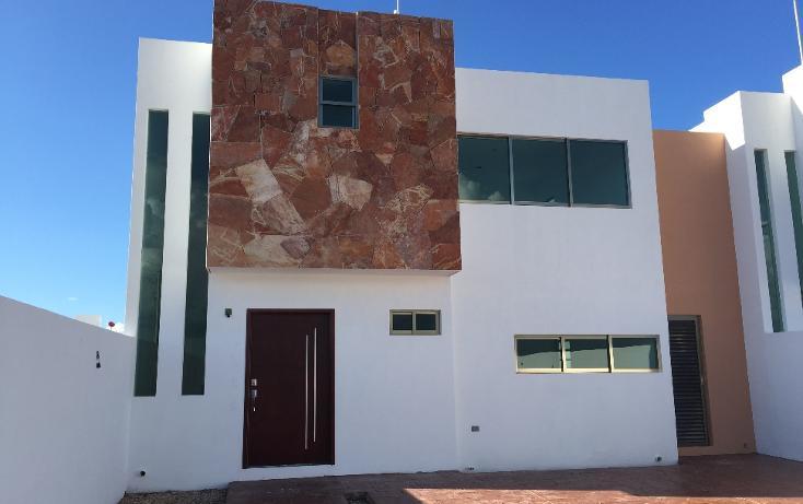 Foto de casa en venta en  , los álamos, mérida, yucatán, 1550498 No. 01