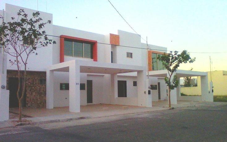 Foto de casa en venta en  , los álamos, mérida, yucatán, 1557336 No. 01