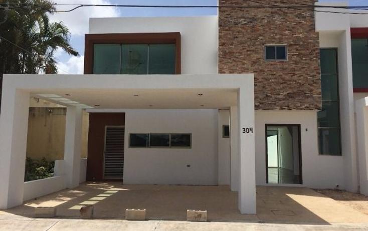 Foto de casa en venta en  , los álamos, mérida, yucatán, 1665178 No. 01