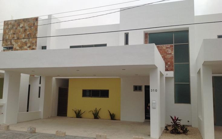 Foto de casa en venta en  , los álamos, mérida, yucatán, 482029 No. 01