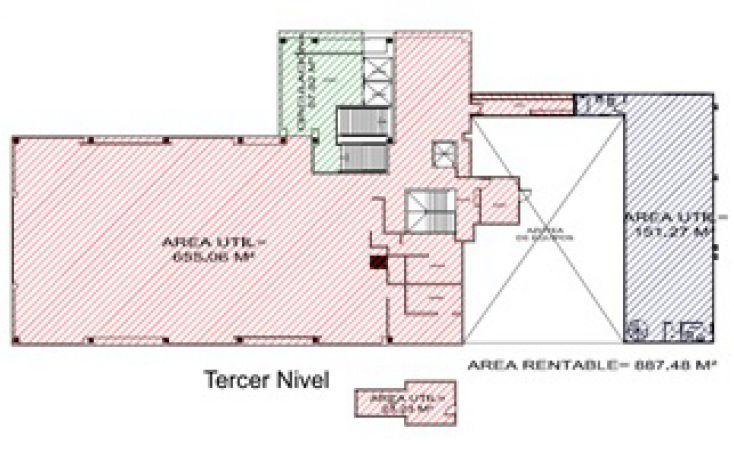 Foto de oficina en renta en, los álamos, naucalpan de juárez, estado de méxico, 1283631 no 07
