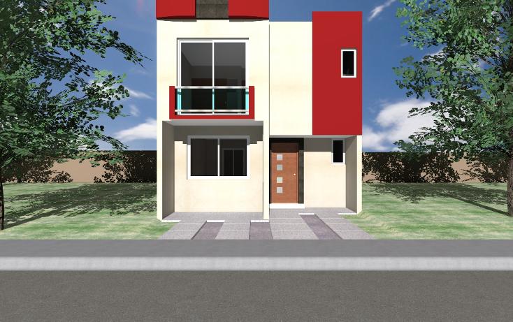 Foto de casa en condominio en venta en  , los álamos, san luis potosí, san luis potosí, 1277893 No. 01