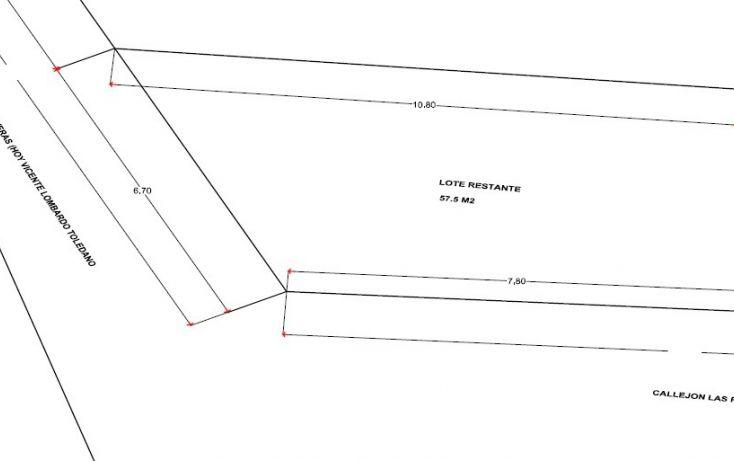 Foto de terreno habitacional en venta en, los alcanfores, san cristóbal de las casas, chiapas, 2043831 no 02