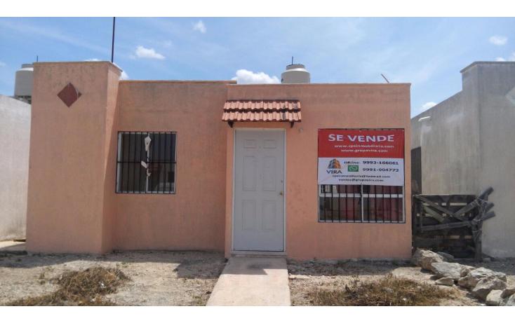 Foto de casa en venta en  , los almendros, m?rida, yucat?n, 1075269 No. 01