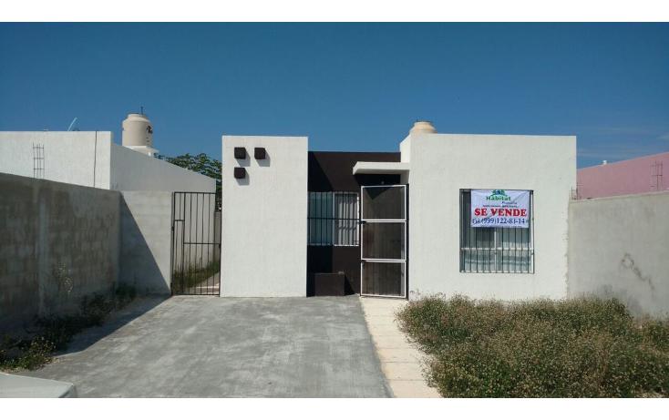 Foto de casa en venta en  , los almendros, mérida, yucatán, 1871978 No. 01