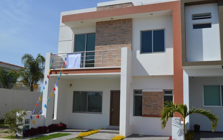 Foto de casa en venta en  , los almendros, zapopan, jalisco, 1059917 No. 01