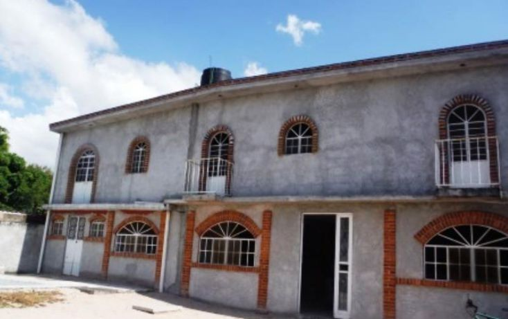 Foto de casa en venta en, los amates, cuautla, morelos, 1576362 no 01