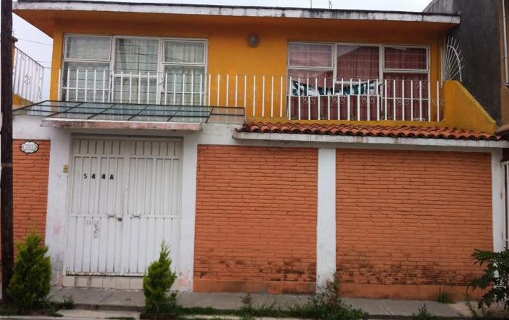 Foto de casa en venta en  , los angeles mayorazgo, puebla, puebla, 1078855 No. 01