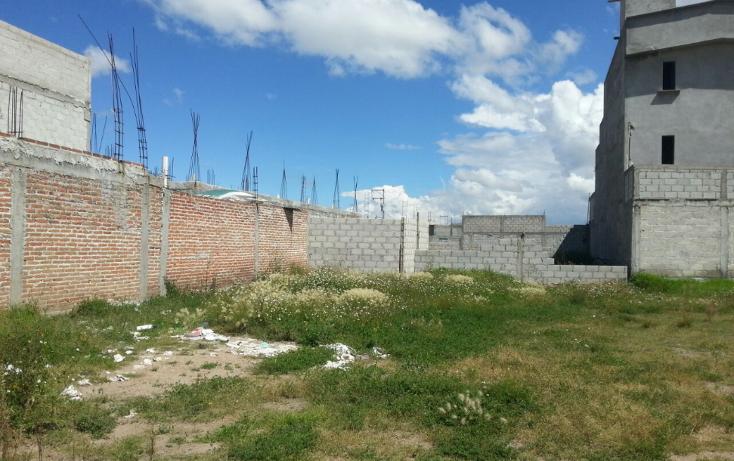 Foto de terreno habitacional en venta en  , los ángeles, pachuca de soto, hidalgo, 1062587 No. 01