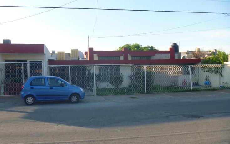 Foto de casa en venta en  , los ángeles, torreón, coahuila de zaragoza, 797105 No. 01
