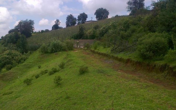 Foto de terreno habitacional en venta en  , los arana, villa del carbón, méxico, 1526984 No. 01