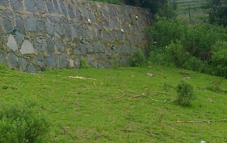 Foto de terreno habitacional en venta en  , los arana, villa del carbón, méxico, 1526984 No. 03
