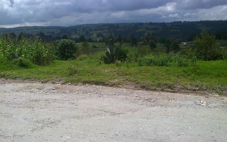 Foto de terreno habitacional en venta en  , los arana, villa del carbón, méxico, 1526984 No. 06