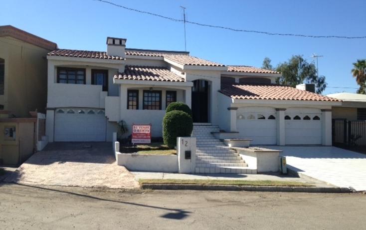 Foto de casa en renta en  , los arcos, mexicali, baja california, 1343553 No. 01