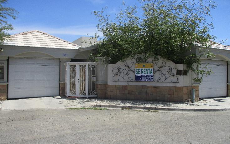 Foto de casa en renta en  , los arcos, mexicali, baja california, 1824640 No. 01