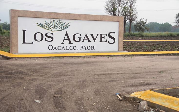 Foto de terreno habitacional en venta en  , los arcos, yautepec, morelos, 1073361 No. 02